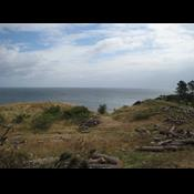 Kystlandskabet i Geopark Odsherred er nu fredet
