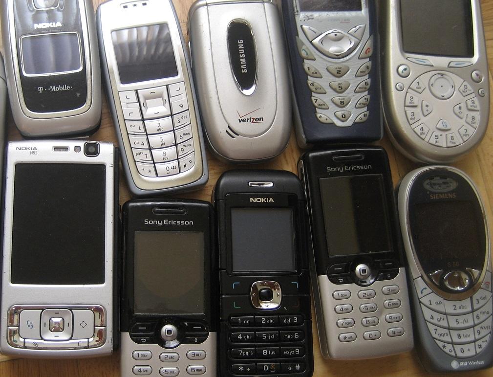 Ny kampagne: Indlever din gamle telefon og gør en forskel for miljøet