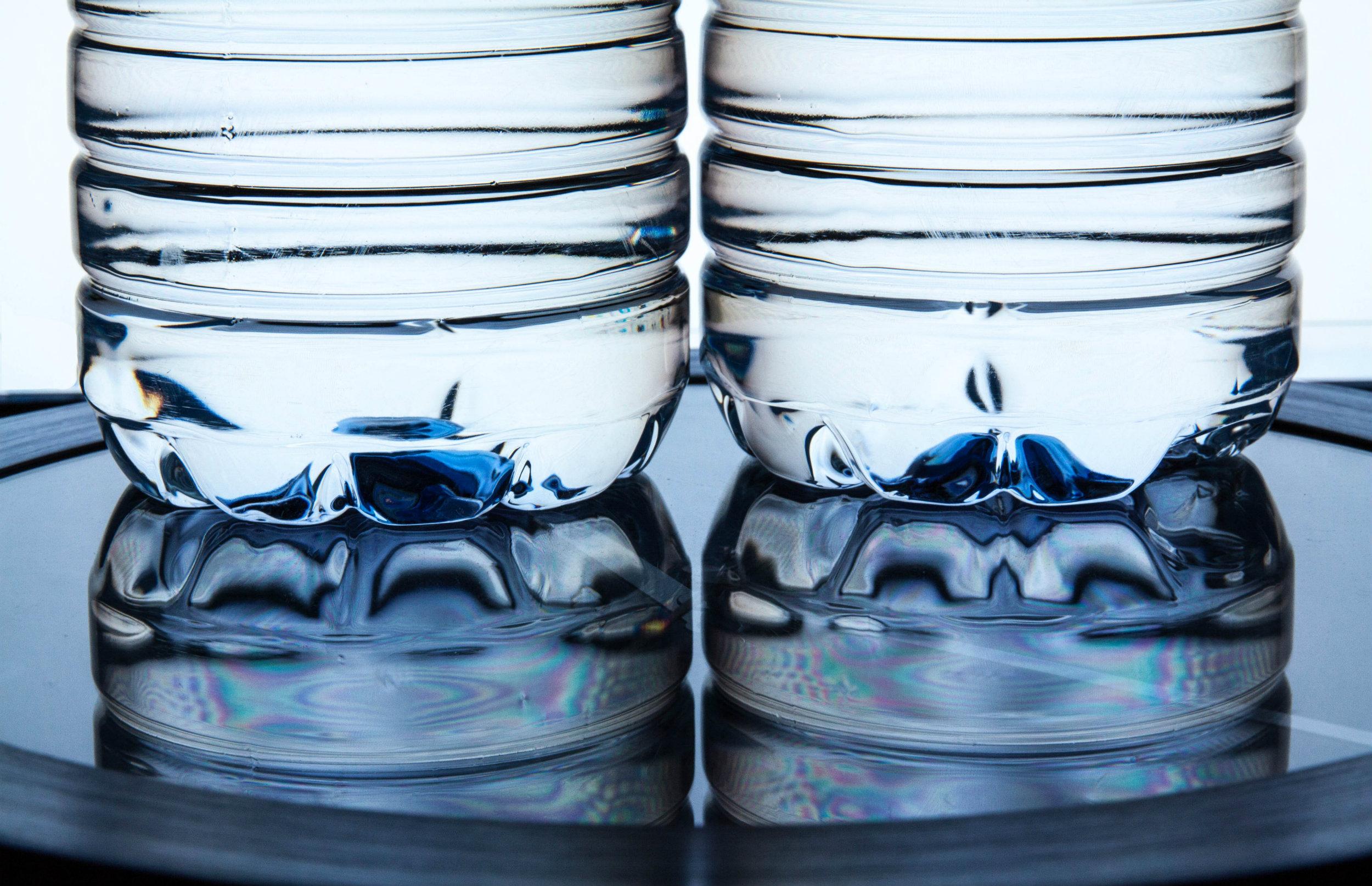 EU sætter ind mod forbruget af flaskevand