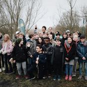 Danmarks børn slår rekord: 141.000 samler affald