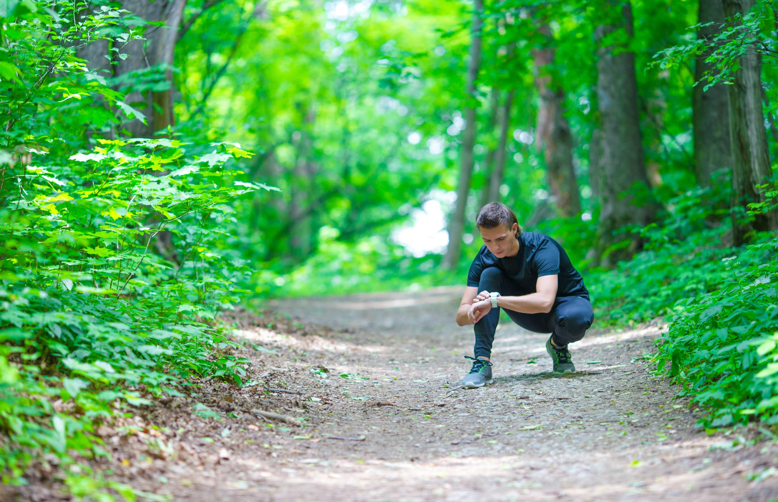 Danskerne dyrker idræt i naturen som aldrig før