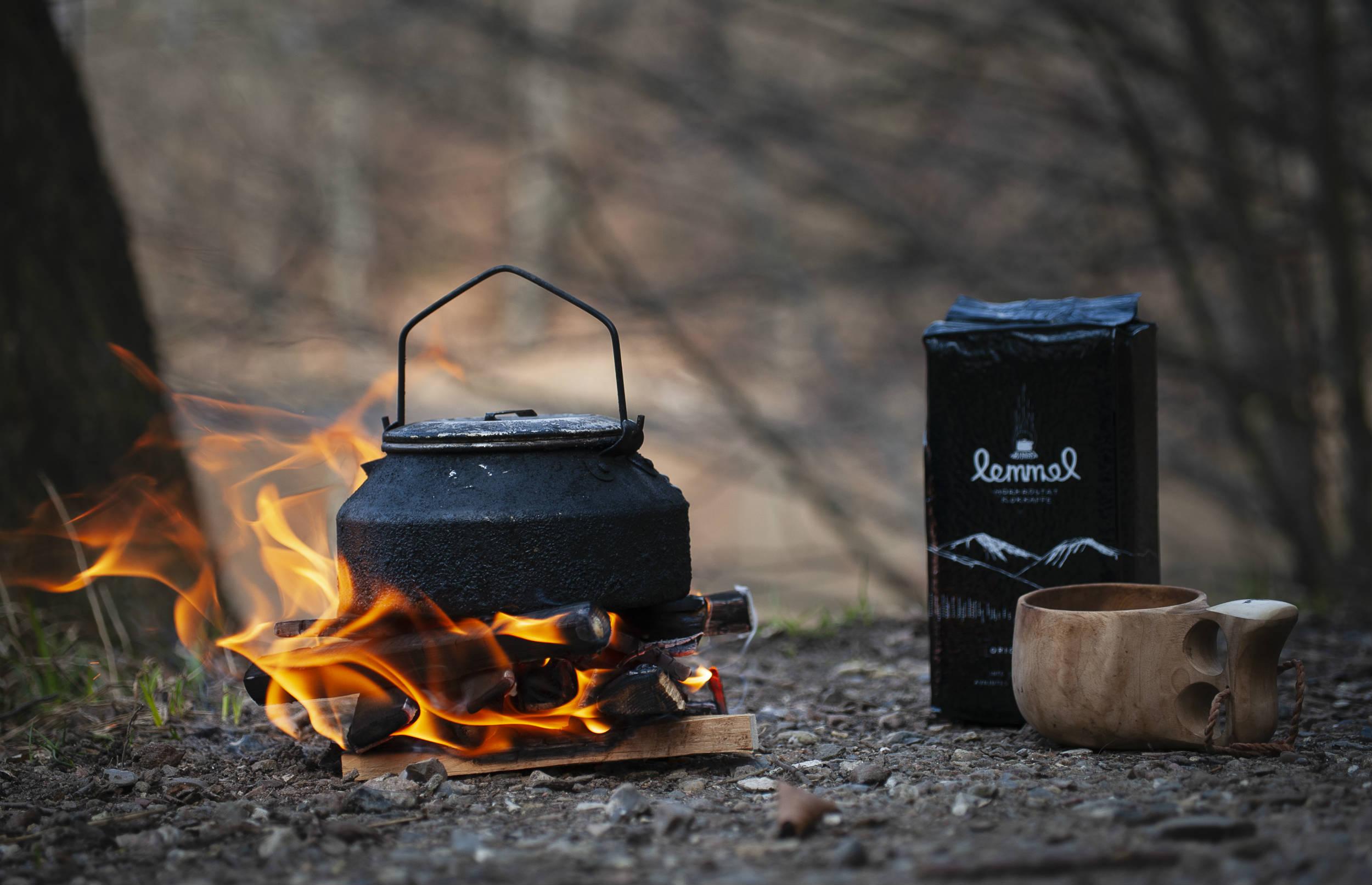 Test: Kaffe i naturen