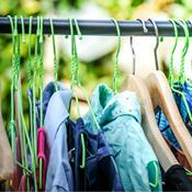 Så nemt får du en bæredygtig garderobe