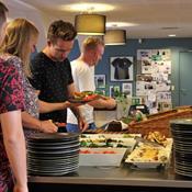 Nye økotal: Flere spiser økologisk på jobbet