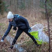 Hvem samlede mest affald? Se resultaterne for din kommune