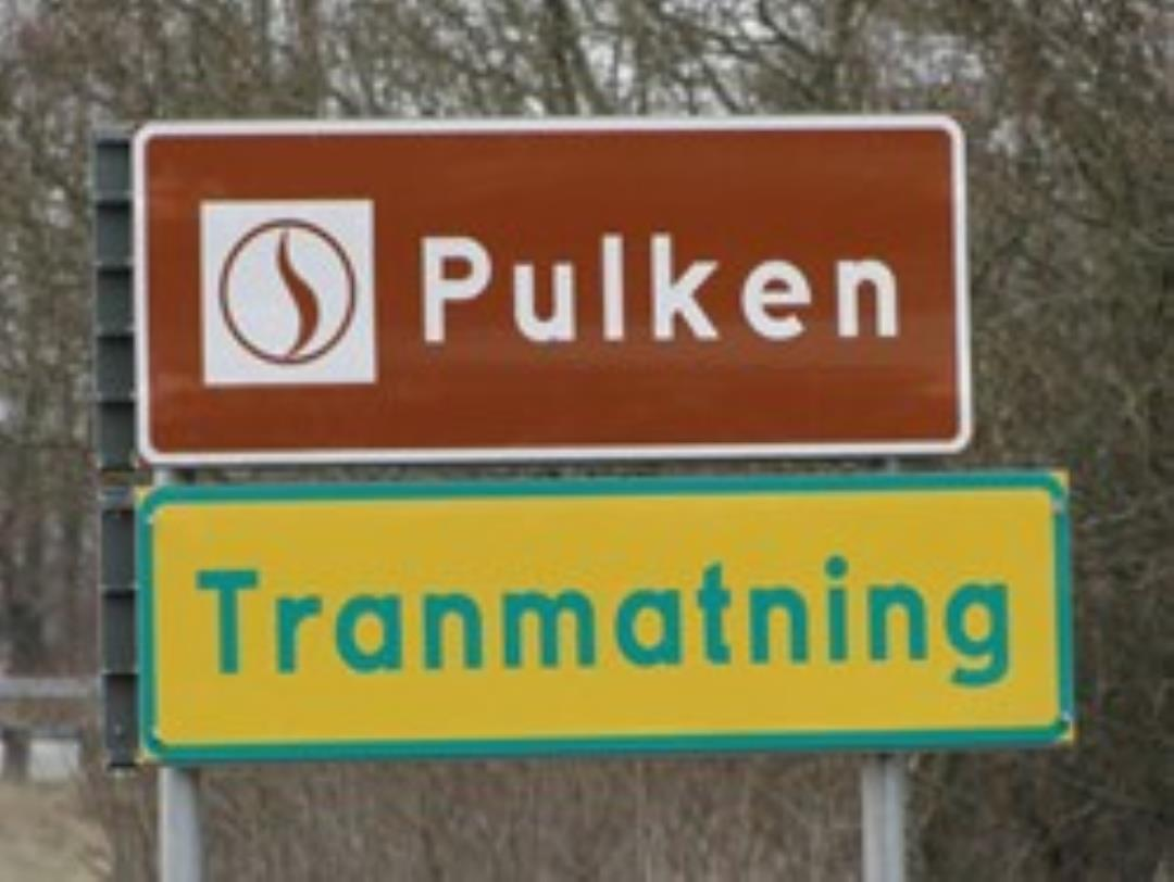 Tranetur til Pulken i Skåne 31. marts