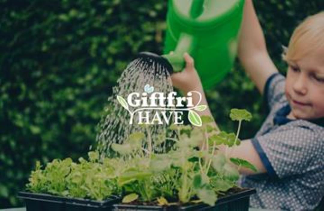Giftfri have - Bod på Krudtværksfestival