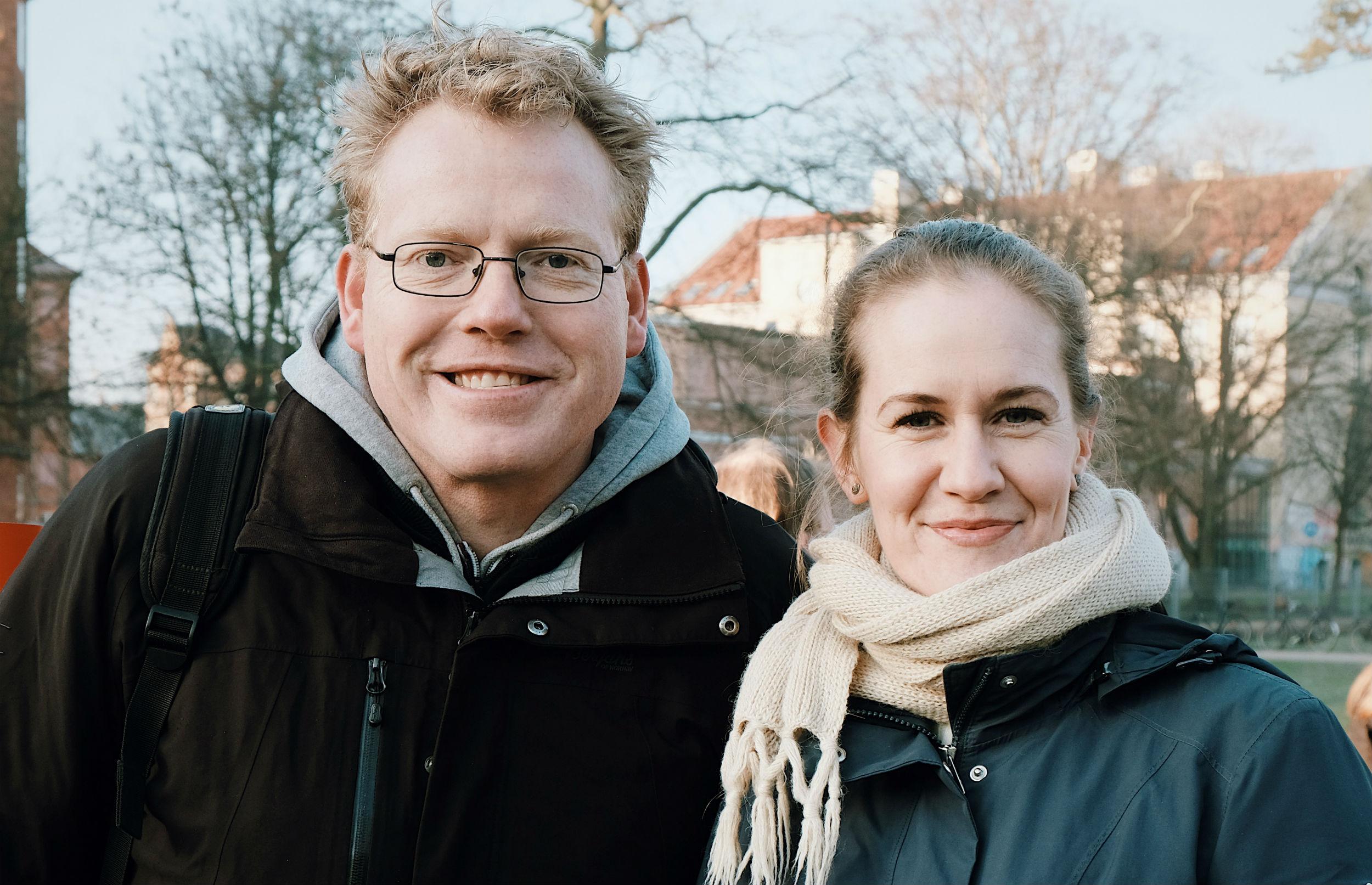 Danskere forsvarede lokale fredninger i hele landet
