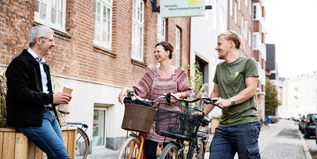 Studentermedhjælper til HR og administration hos Danmarks Naturfredningsforening