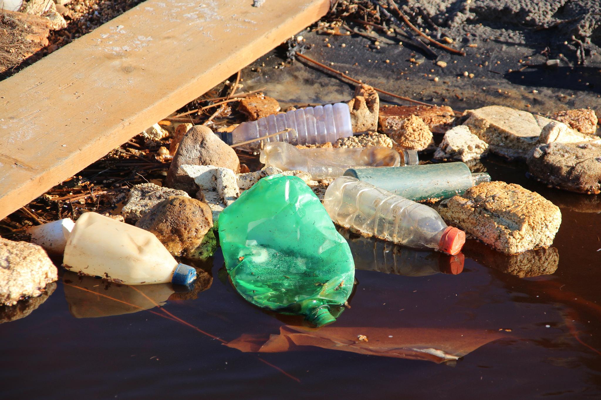 Minimer dit plastikforbrug og skån miljøet