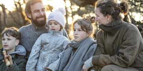 Praktikant til projekt Naturfamilier