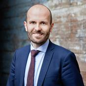 Lars Midtiby er ny direktør i Danmarks Naturfredningsforening
