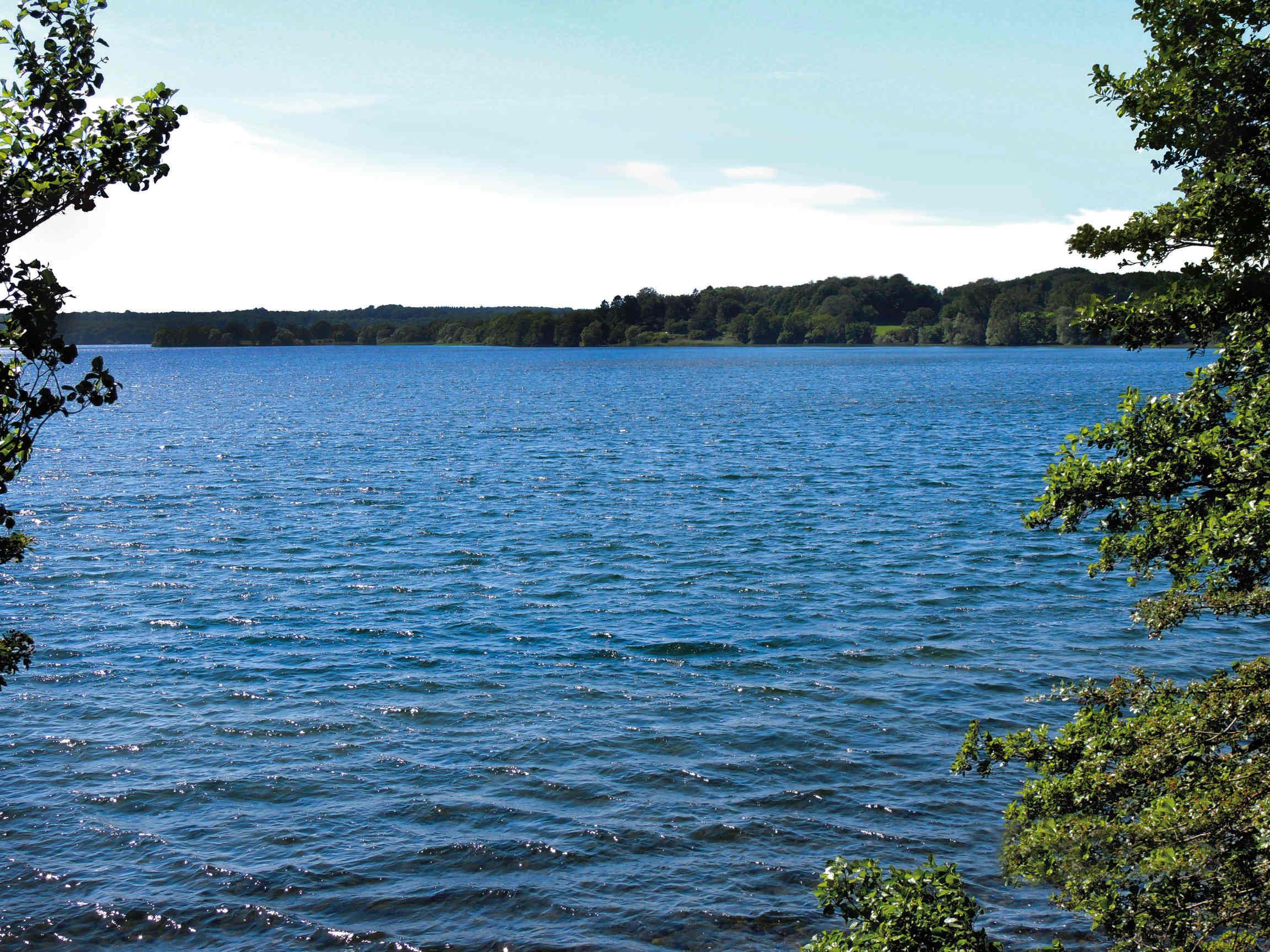 Landskabet ved Danmarks næststørste sø får en stærkere fredning