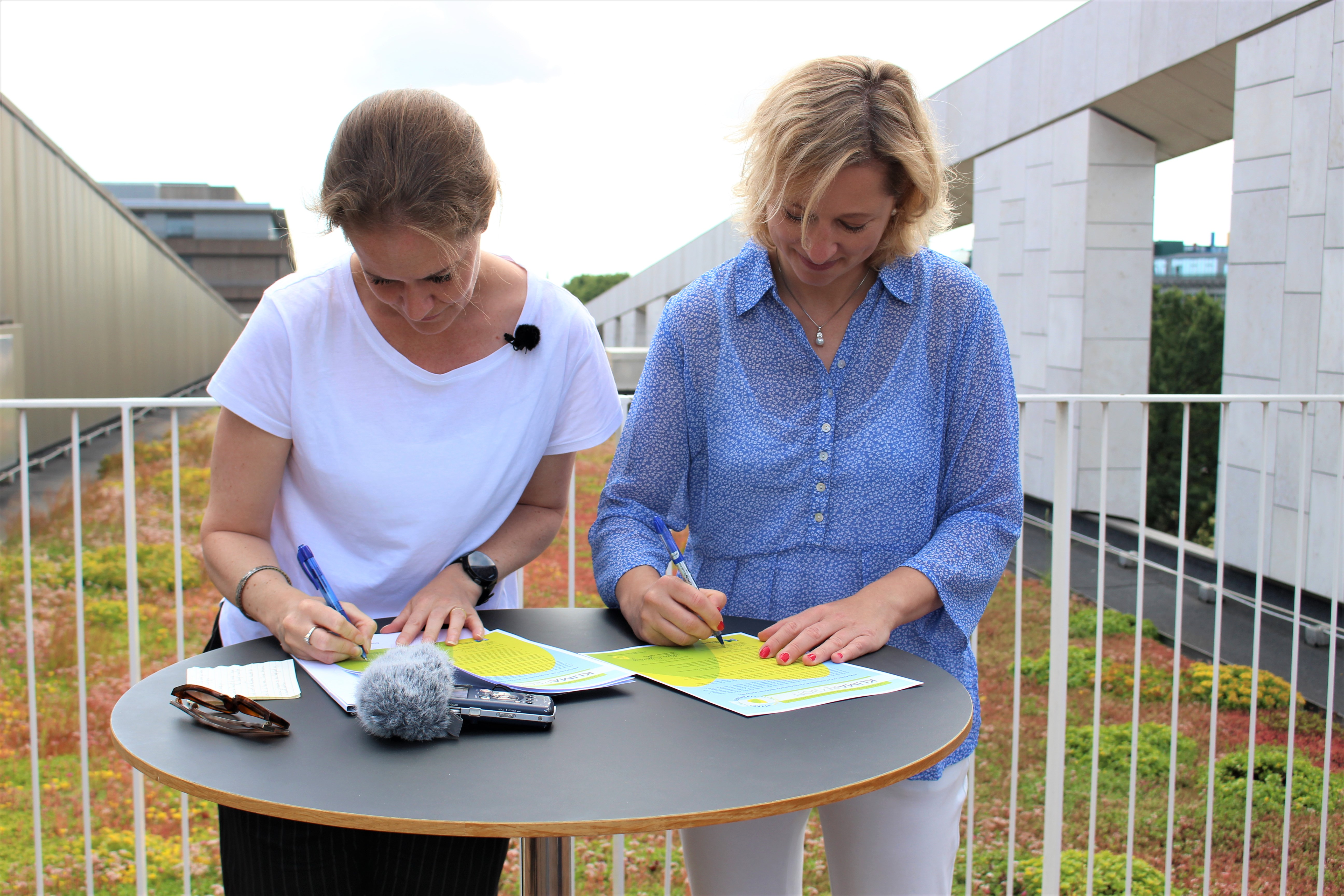 Region Hovedstaden underskriver klimaaftale med Danmarks Naturfredningsforening