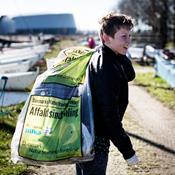 Trods udskudt affaldsindsamling: Kom ud og saml affald på søndag