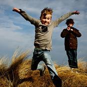 Frikvarter i naturen: Lette og sjove aktiviteter for børn