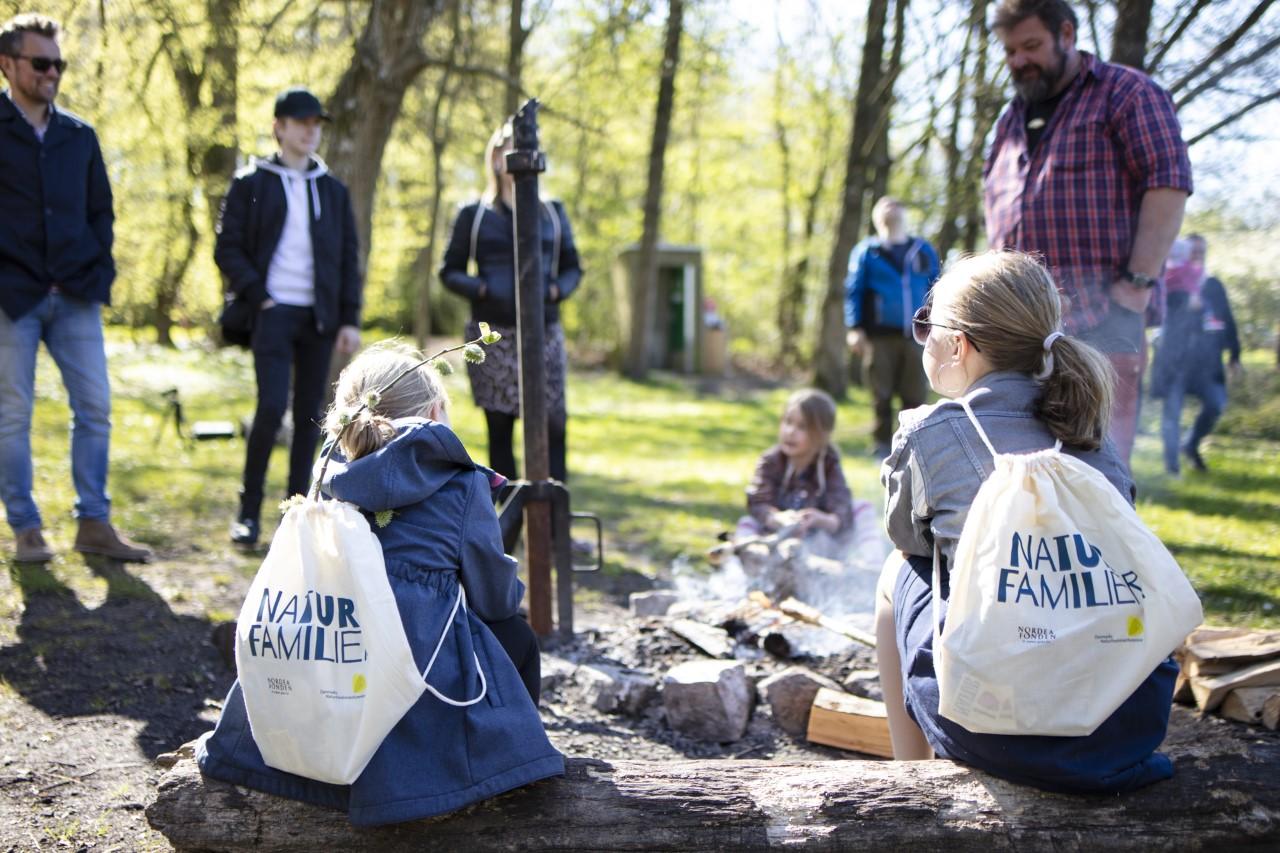 Nyt projekt boomer: Naturfamilier er nu i 35 kommuner