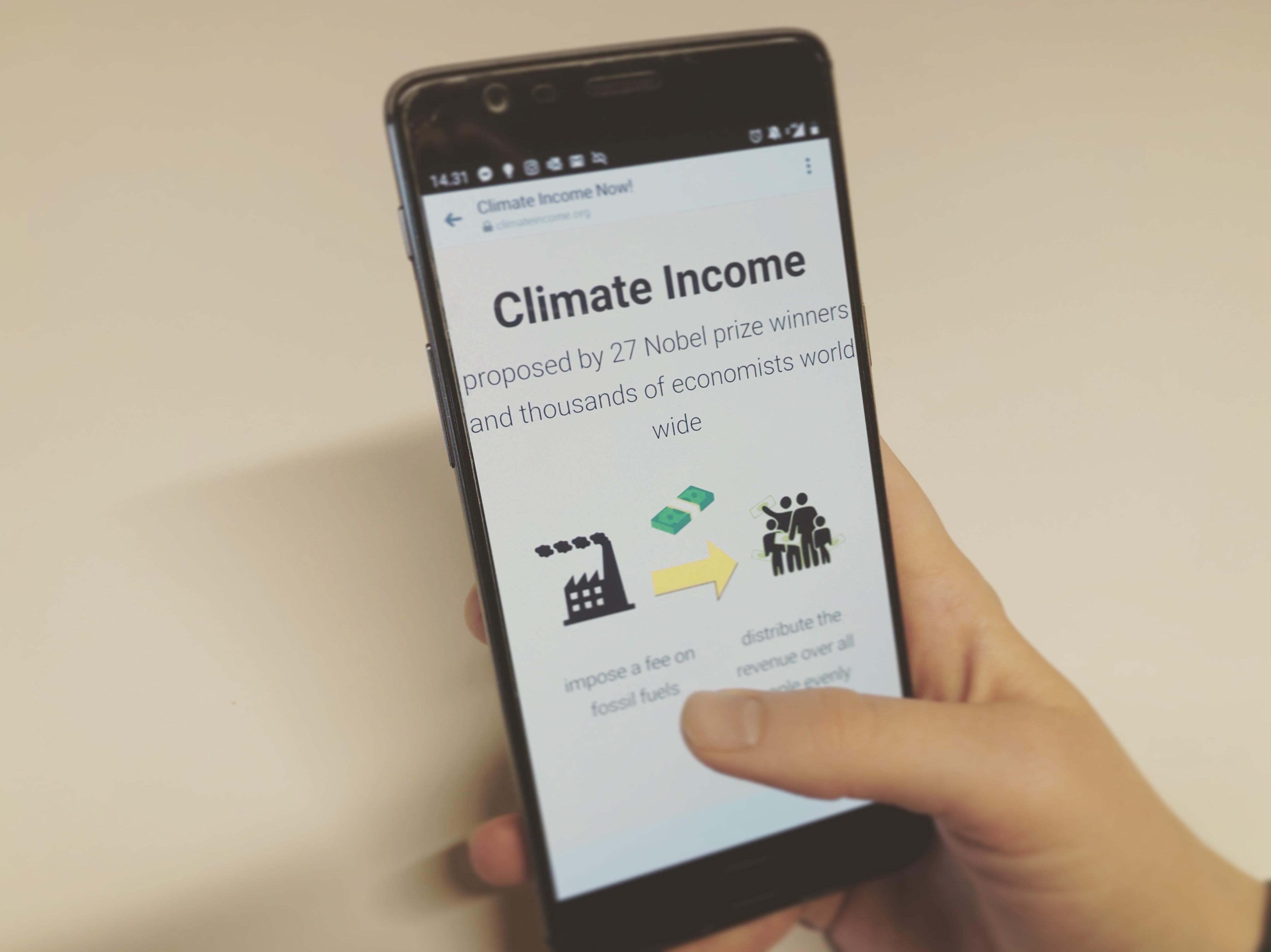 DN støtter europæisk forslag om fair klimaafgift