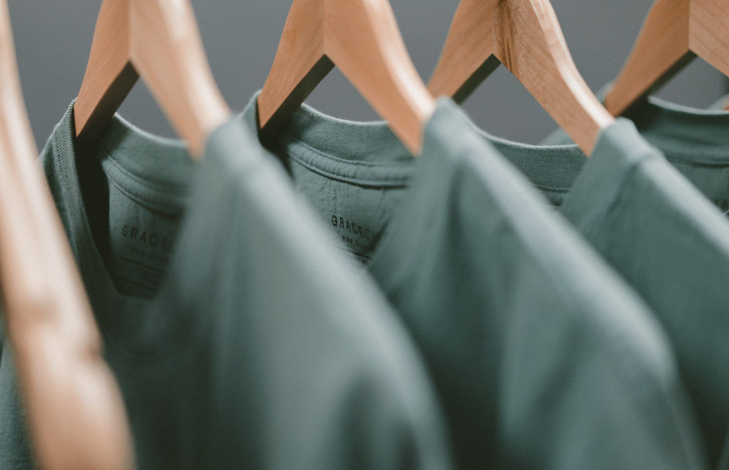 3 trin til en bæredygtig garderobe