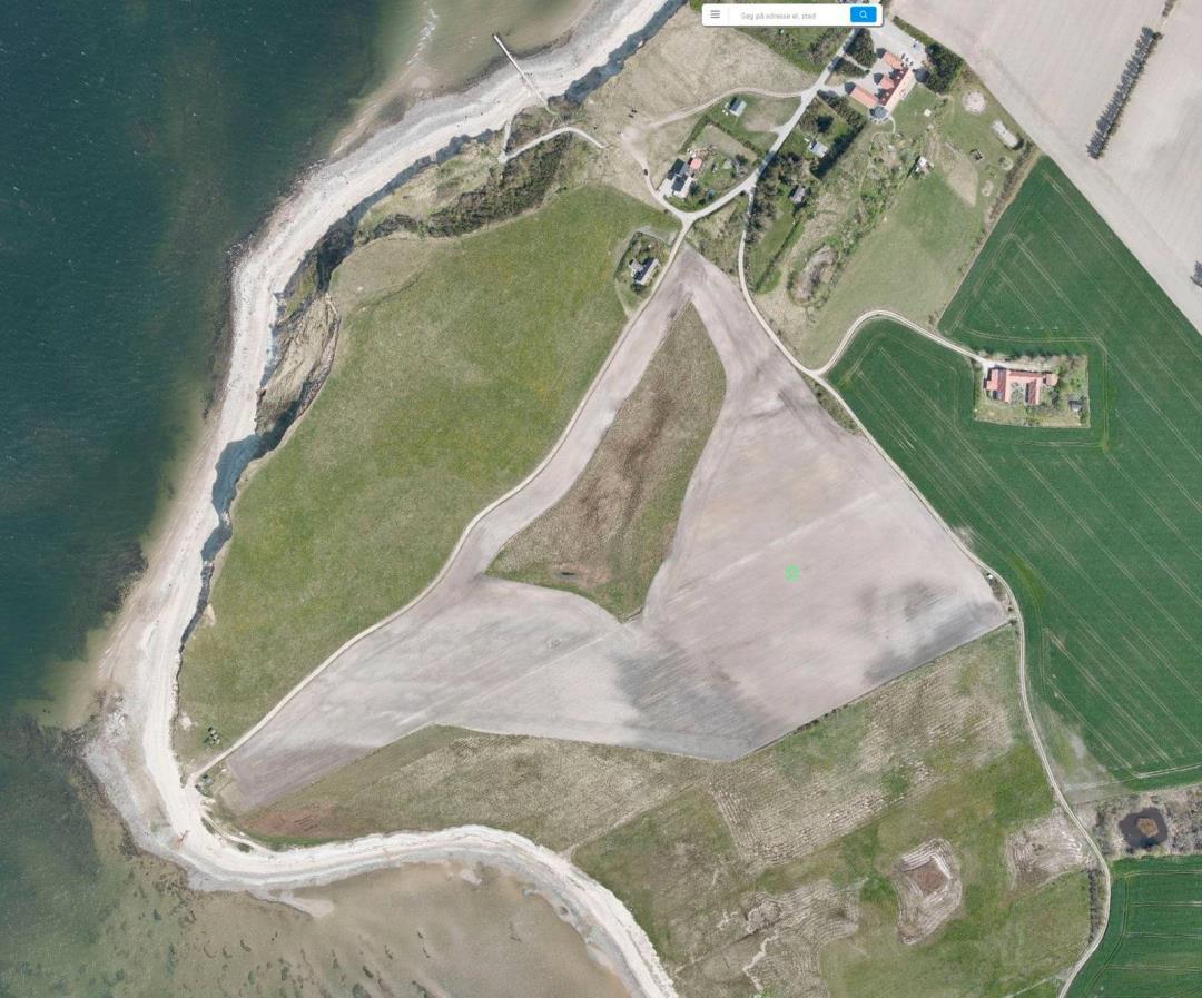 Kystvandring langs stenalderkysten ved Ertebølle