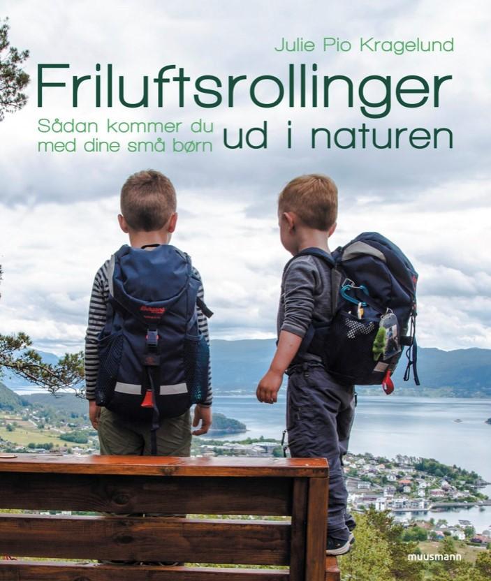 Anmeldelse: Bøger til småbørnsforældre om børn og natur