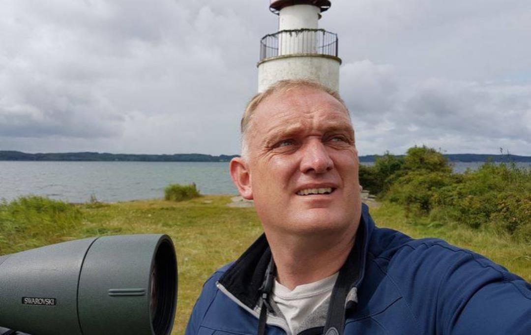 Foredrag med Morten DD om bæredygtig Bynatur