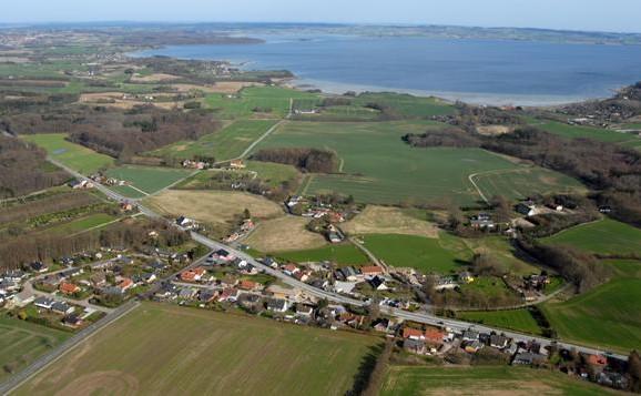 Et af Østjyllands smukkeste landskaber fredes