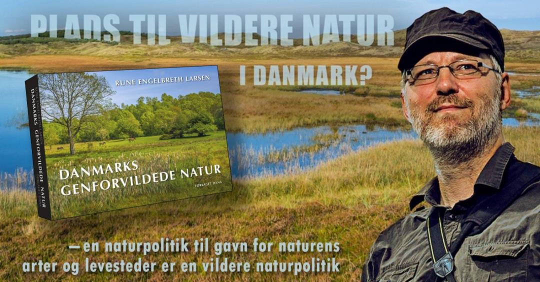 Debatskabende foredrag med Rune Engelbreth - samarbejde med FOF Randers – Mariager