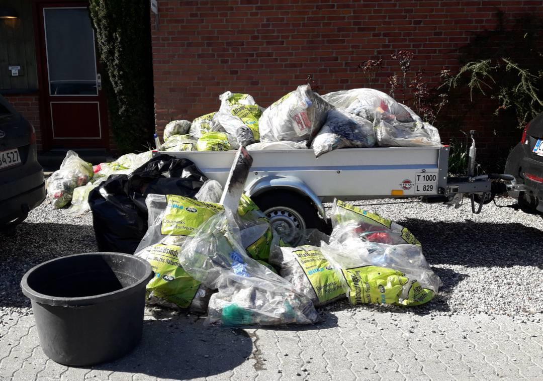 Affaldsindsamling Augustenborg