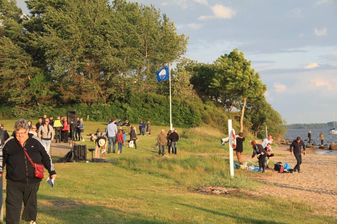 Blå Flag til Daugård Strand