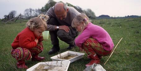 Nyt projekt skal give børn viden og lyst til at hjælpe den nære natur