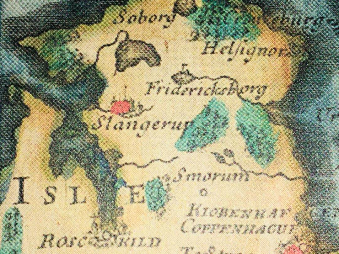 Temaaften om Historiske Kort