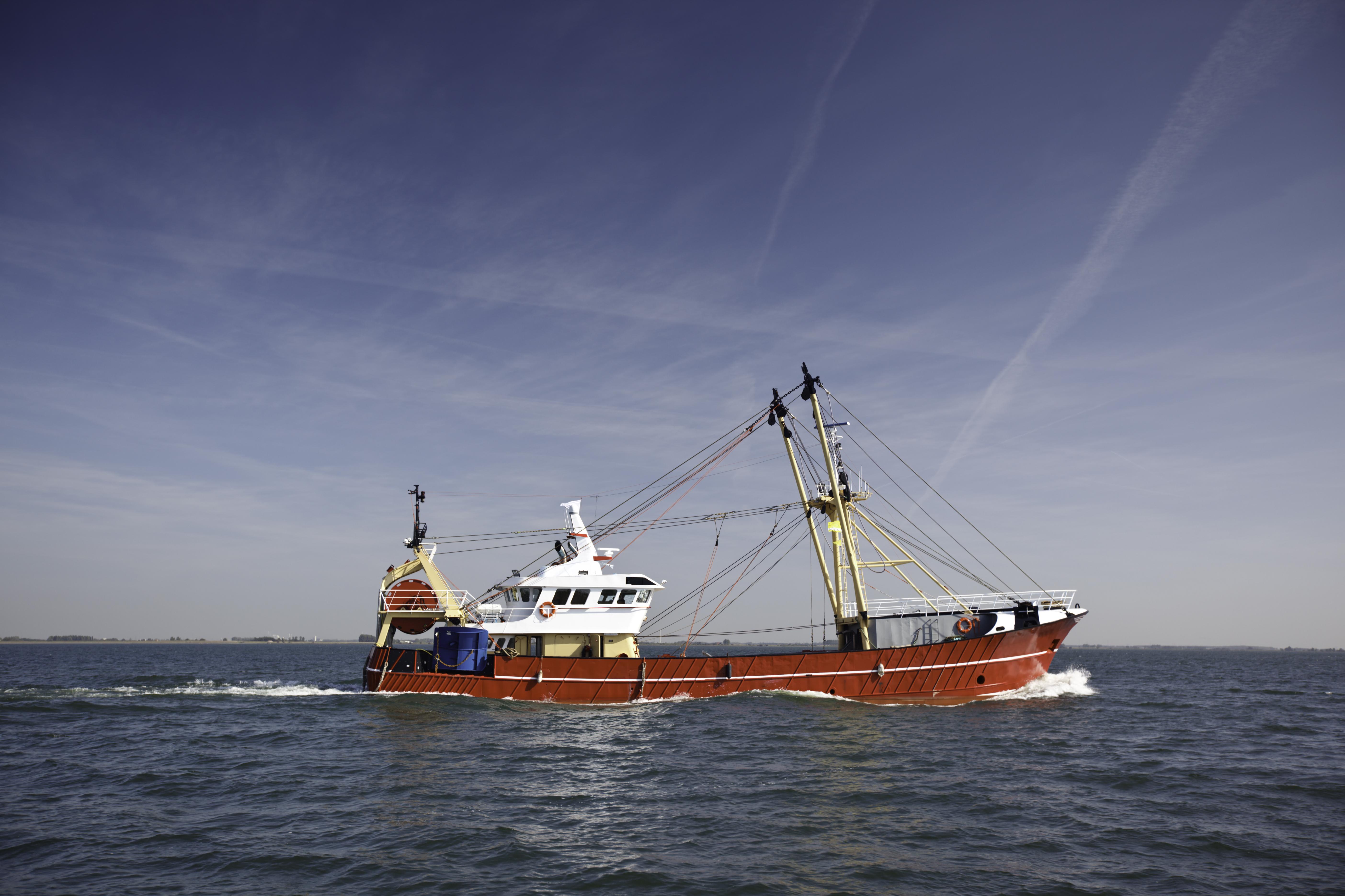 Forskning: Bundslæbende redskaber udleder store mængder CO2 i havet