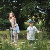 Mor til to: Vi voksne må ikke ødelægge børnenes eventyr i naturen