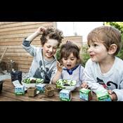 Op mod 100.000 børn får gratis køkkenhave